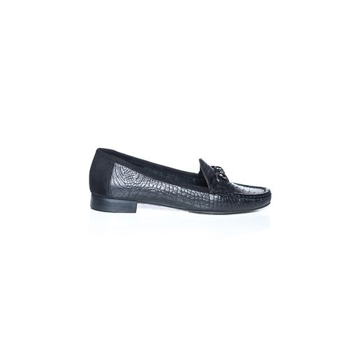 Loafer-Couro