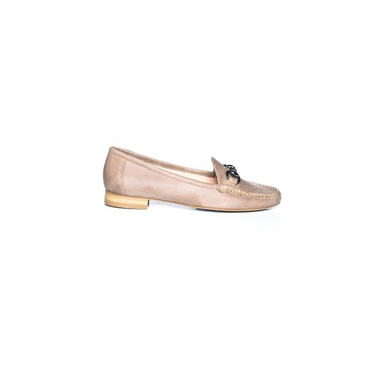 Loafer-Nude
