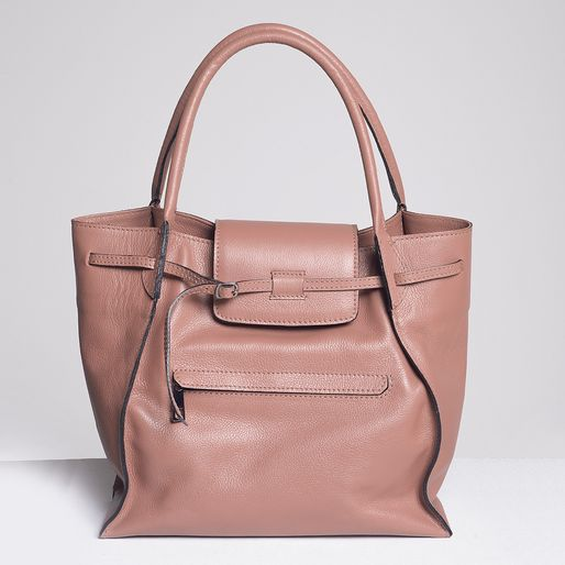Shopping-Bag-Couro-Rose